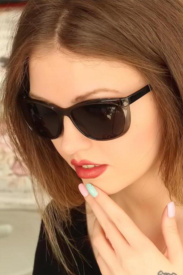 Füme Çerçeveli Clariss Bayan Güneş Gözlüğü