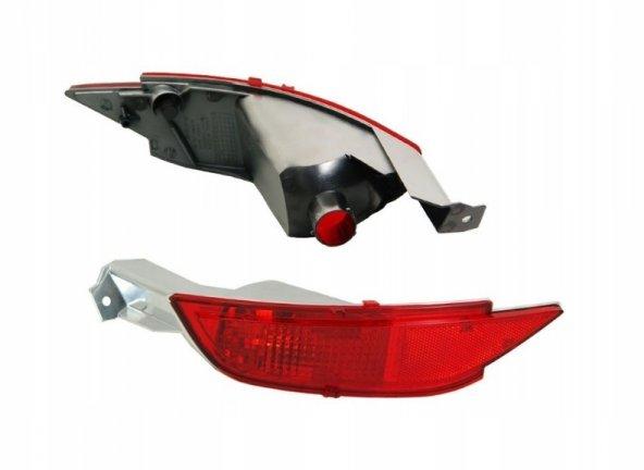 Arka Tampon Sis Lambası SOL ışıklı tip FORD CMAX 2011/SONRASI