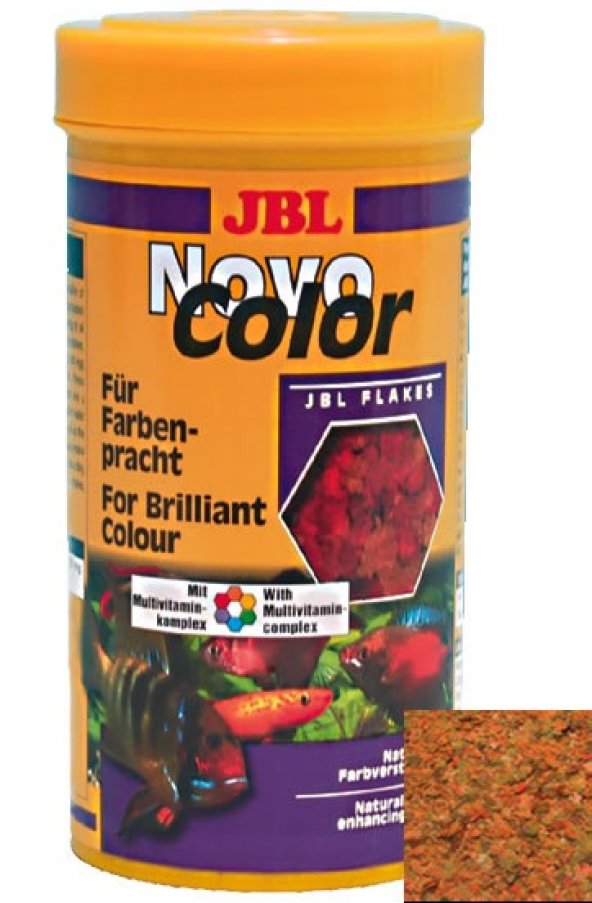 JBL NOVOCOLOR 100ML-18 g. PUL YEM