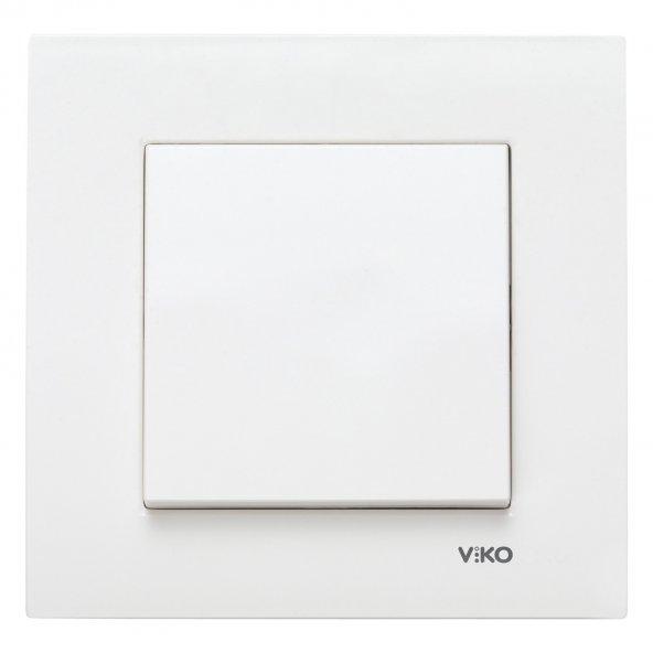 Viko Karre Anahtar-Beyaz