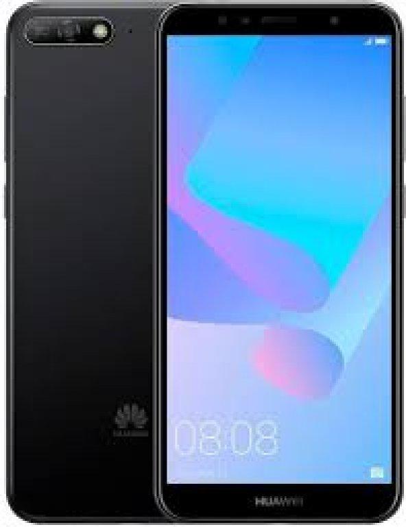 Huawei Y6 2018 16GB Siyah (Huawei Türkiye Garantili)