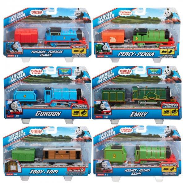 Oyuncak Motorlu Büyük Tekli Trenler Thomas ve Arkadaşları