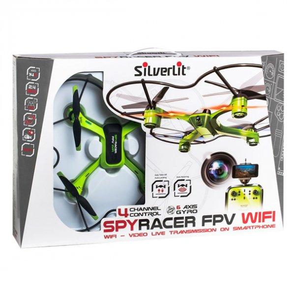 Oyuncak Kumandalı Kameralı Drone Silverlit Spy Racer