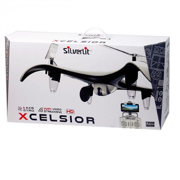 Oyuncak Silverlit Xcelsior Kameralı Drone