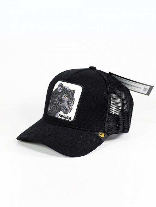 Goorin Bros Animal Farm Trucker Black Panther