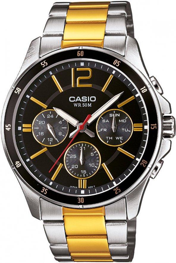 CASIO MTP-1374SG-1AVDF ERKEK KOL SAATİ