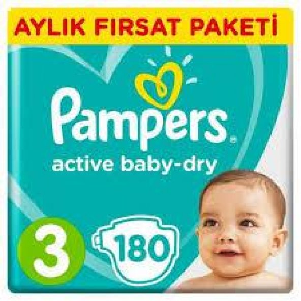 Prima Bebek Bezi 4 Beden 60*3 Toplam 180 Adet Maxi Fırsat Paketi