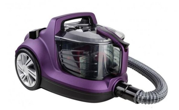 Fakir Veyron Turbo XL Violet 750 W Toz Torbasız Süpürge