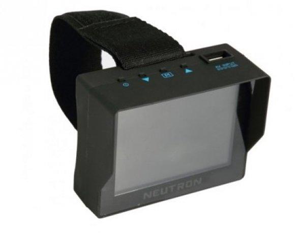 Analog Güvenlik Kamerası Test Monitörü 3,5