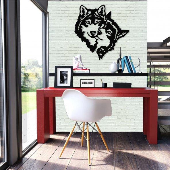 Wolves-Metal Poster
