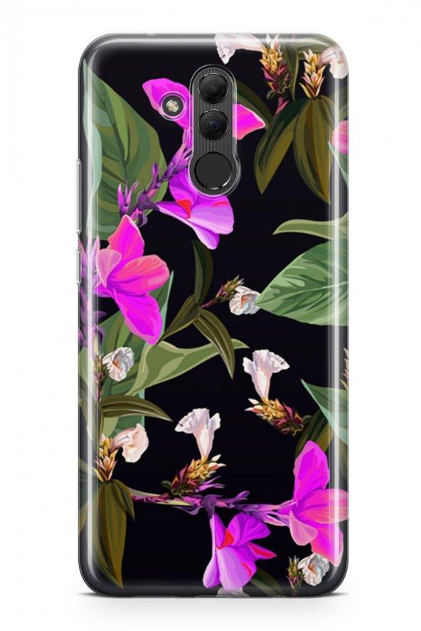 Huawei Mate 20 Lite Kılıf Flower Serisi Cora