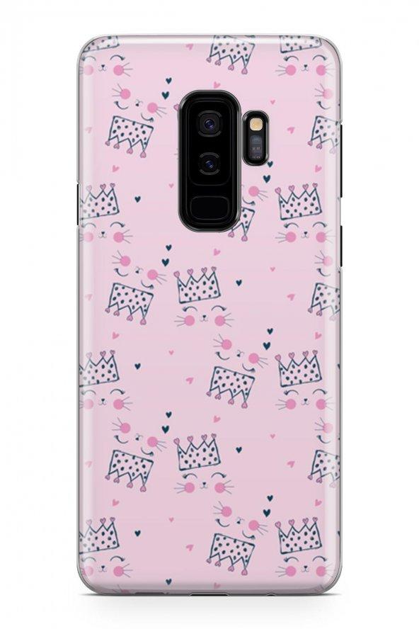 Samsung Galaxy S9 Plus Kılıf Kitty Serisi Ximena