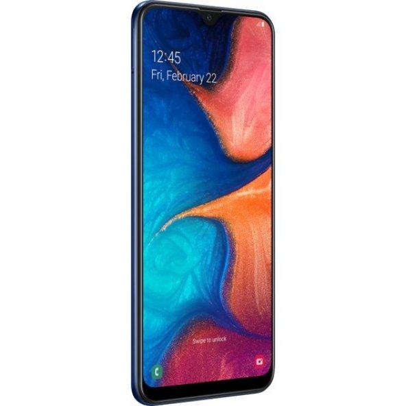 Samsung Galaxy A20 32 GB Mavi Cep Telefonu