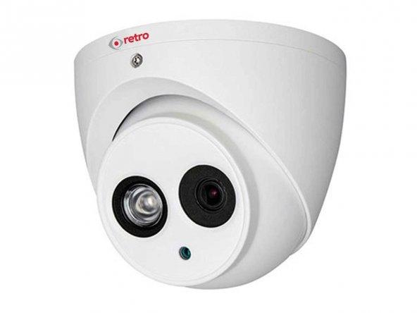 Retro RD-1200EM-D 2mp 3.6mm Lens Dome HD-CVI Kamera