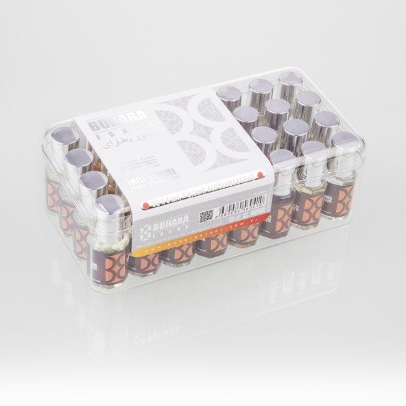 Buhara Esans İnci Serisi - 6 ml. - 32 li Paket