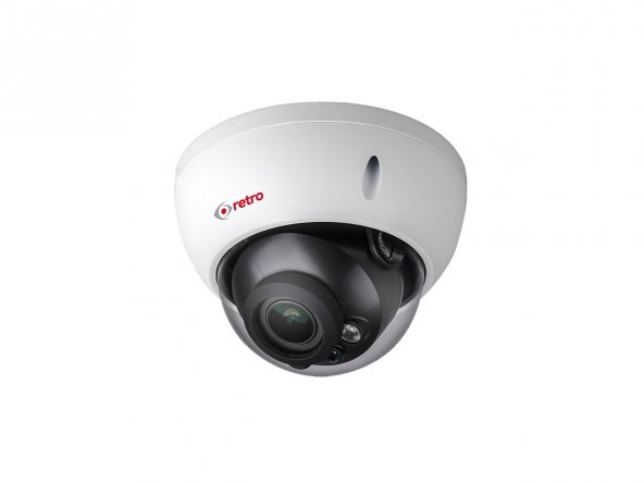 Retro RD-2221RP-D 2mp 2.7-12mm Lens IR Dome IP Kamera