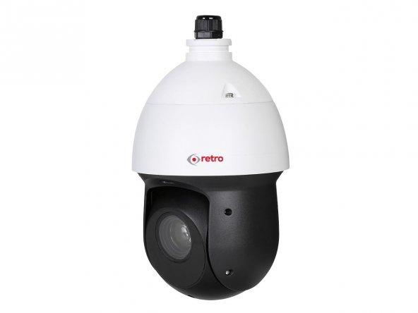 Retro RD-49225 2mp 25x Zoom Starlight IR PTZ HD-CVI Kamera