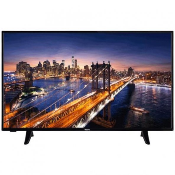 Regal 43R7540U 109cm 4K Smart Wifi Uydulu 1000 Hz Led Tv