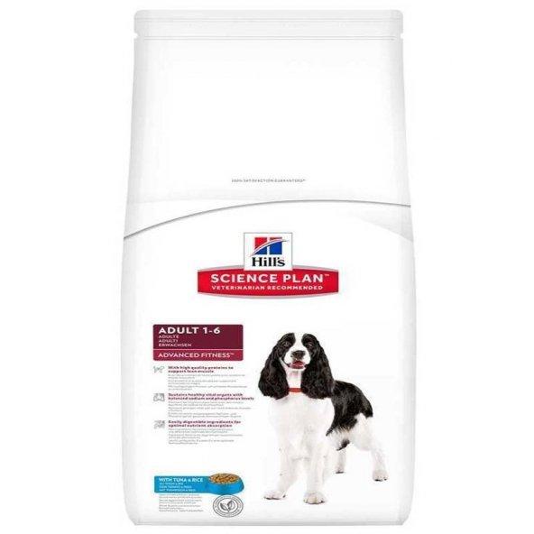 Hills Medium Tuna Orta Irk Ton Balıklı Yetişkin Köpek Maması 12 kg
