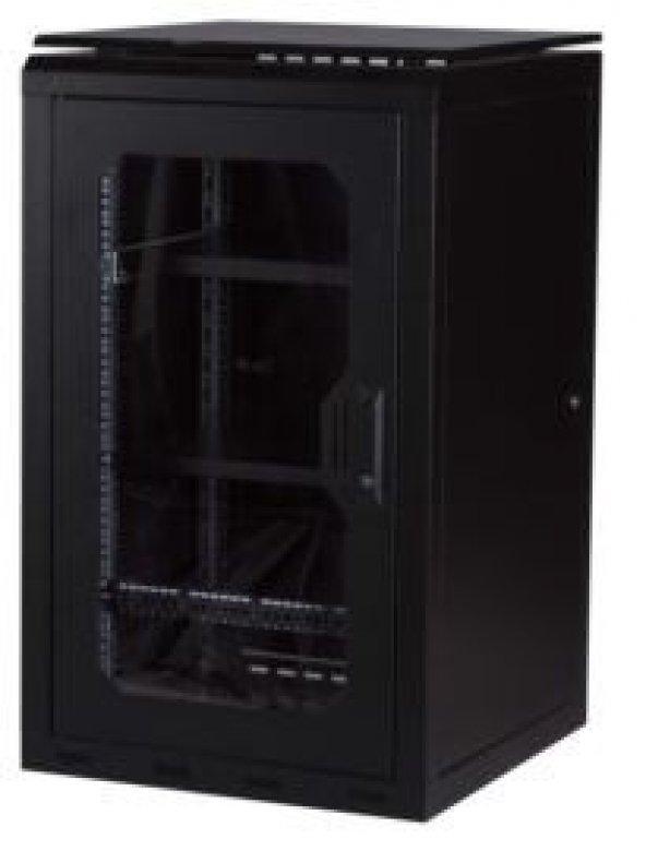 Ulusal ULS20U6060E 20U Dikili Tip Kabinet 600x600mm