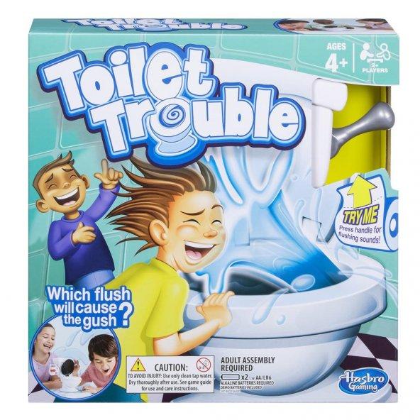 C0447 Toilet Trouble /Hasbro Kutu Oyunları