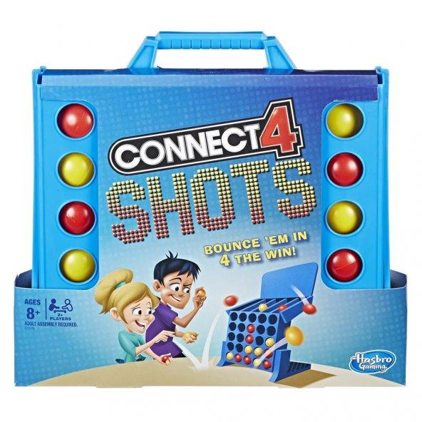 E3578 Connect 4 Shots /Hasbro Kutu Oyunları