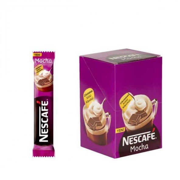 Nescafe Mocha 17 Gr (24 Adet)