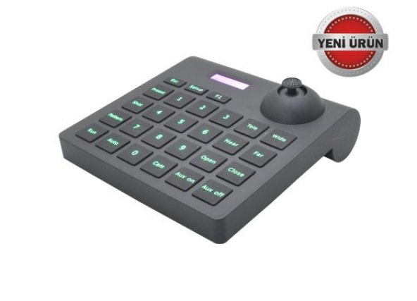 SPY SP-CX1200 Keyboard Kamera Kontrol Klavyesi