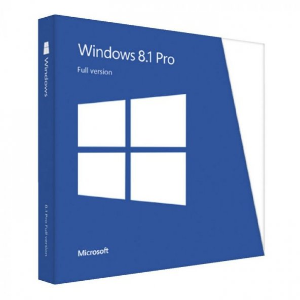 Microsoft Windows 8.1 Dijital Lisans RETAİL