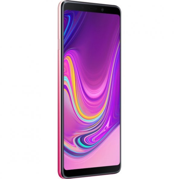 Samsung Galaxy A9 2018 128 GB Pembe (Samsung Türkiye Garantili)