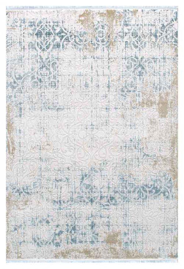 Artemis Halı Perla 1384A Mavi