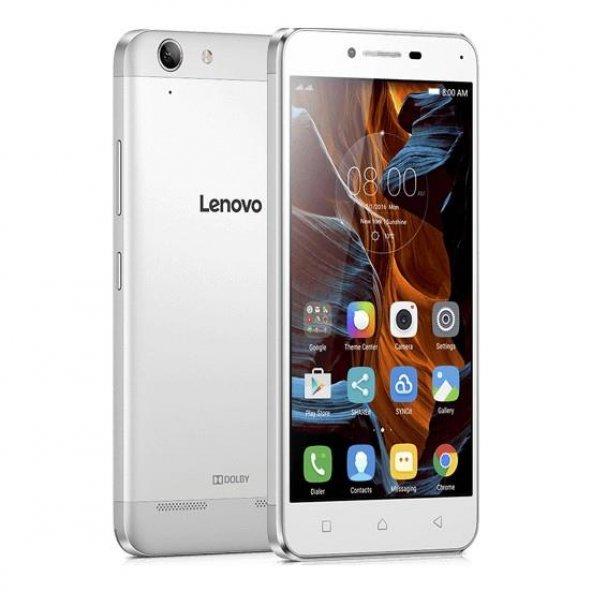 Lenovo K5 Plus 16GB Gümüş Distribütör Garantili Cep Telefonu Outl