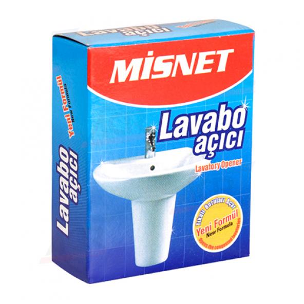 Misnet/Titiz Lavabo Açıcı Toz 40 gr
