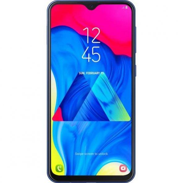 Samsung Galaxy M10 16 GB Mavi Cep Telefonu (Samsung Türkiye Garantili)