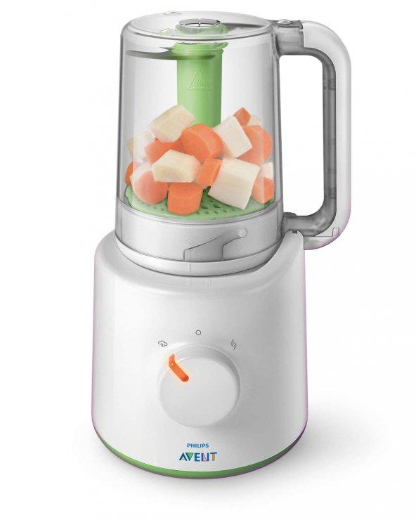 Philips Avent SCF870/22 Buharlı Pişirici ve Blender