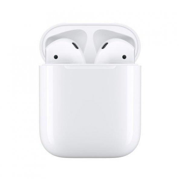 Apple AirPods 2.Nesil ve Şarj Kutusu MV7N2TU/A Bluetooth Kulaklık