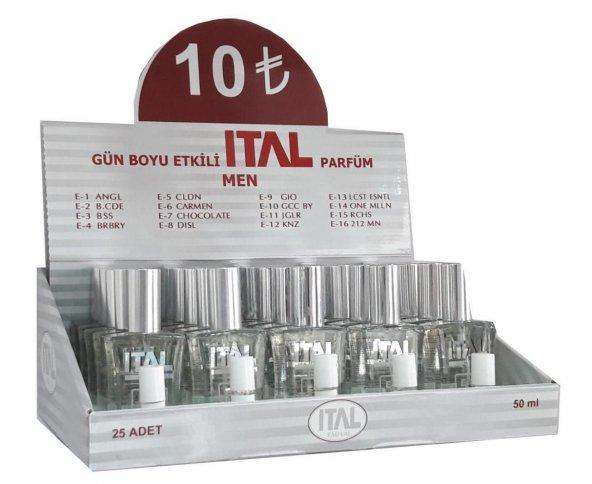 Ital E06 50 ml EDT CARMEN-çaklıt