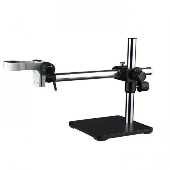 SOIF STL4-A3 Stereo Mikroskop için Siyah Stand ve Kafa Tutucu