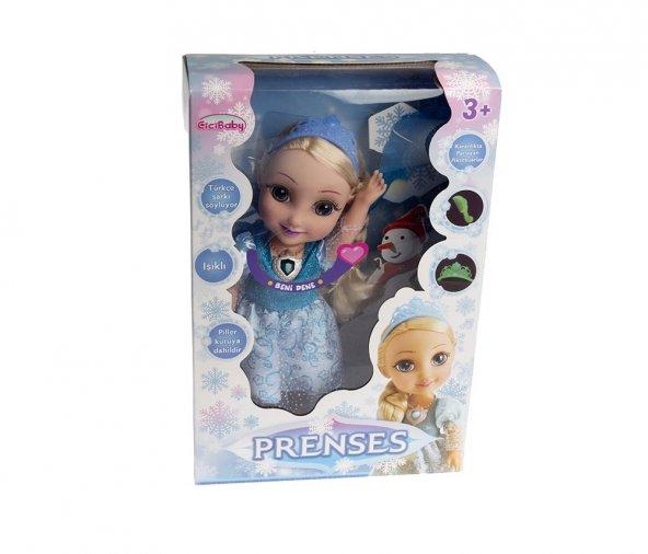 Furkan Oyuncak Prenses Bebek