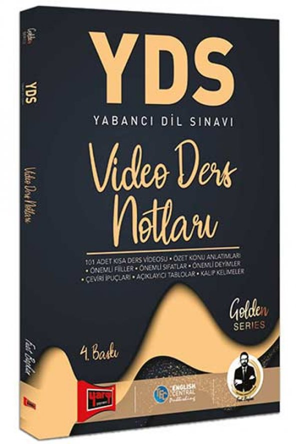 YDS Video Ders Notları Yargı Yayınları