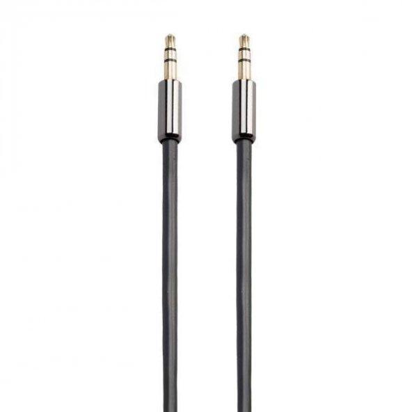 ttec 3.5mm Stereo Premium Ses Kablosu 1m Siyah