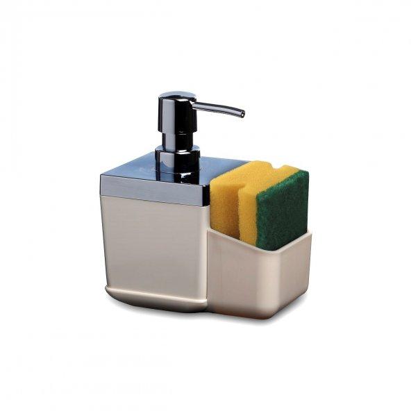 Primanova M-E51-09 Toskana Mutfak Sıvı Sabunluk Bej