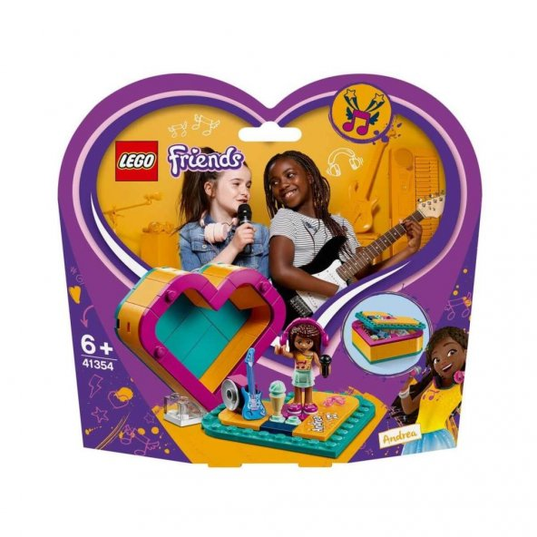Lego Friends Andreanın Sevgi Kutusu Eğitici Zeka Geliştiren Oyun