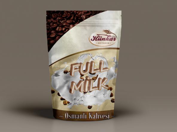 Hünkar Osmanlı Kahvesi FULL MILK 250GR*8 ADET (2KG)