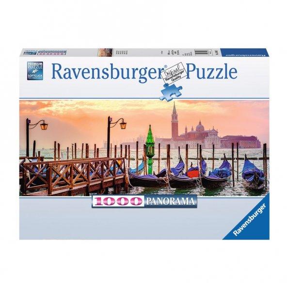Ravensburger 1000p Pan Puz Gondolas BJ-70RPB150823