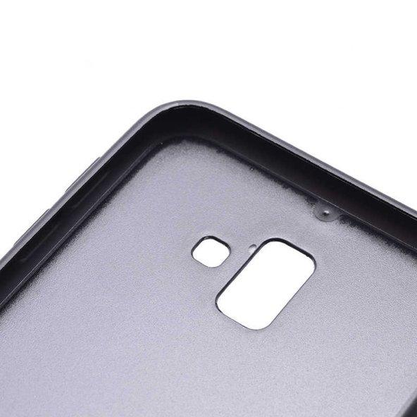 Galaxy J6 Plus Zore Pane Kapak + Cam Ekran Koruyucu Hediye