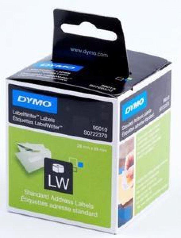 Dymo 99010 Lw Adres Etiketi 260Lı 89X28Mm