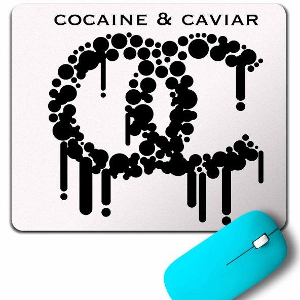 COCAINE & CAVIAR KOKAİN MOUSE PAD