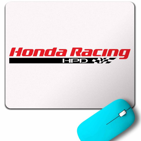 HONDA CIVIC RACING HPD LOGO MOUSE PAD