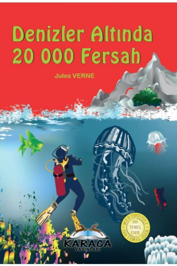 DENİZLER ALTINDA 2000 FERSAH